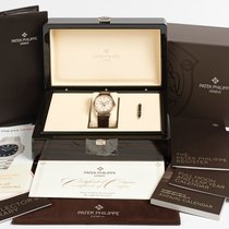 Patek Philippe Annual Calendar 5146G-001 box & papers year 2018