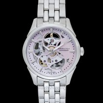 Hamilton Jazzmaster Lady Steel 36mm Transparent United States of America, California, San Mateo