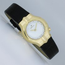TAG Heuer Alter Ego Or jaune 25mm Nacre