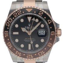 Rolex GMT Master II Bicolor 126711CHNR LC100