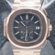 Patek Philippe 5980/1R-001 Nautilus Chronograph 18K Rose Gold...