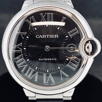 Cartier Ballon Bleu 42mm full steel B&P