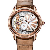 Audemars Piguet 77247OR.ZZ.A812CR.01 Rose gold 2019 Millenary Ladies 39.5mm new United States of America, New York, New York