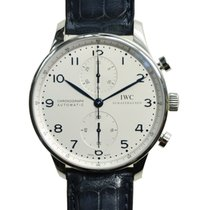 IWC Portuguese Chronograph new 40.9mm Steel