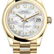 Rolex Datejust new Automatic Watch with original box and original papers