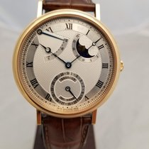 Breguet Classique Yellow gold Silver Roman numerals United States of America, Colorado, Denver
