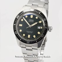Oris Divers Sixty Five 01 733 7720 4057-07 8 21 18 new