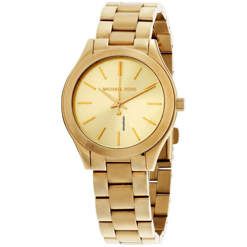 8beaeaee74575 Zegarki damskie Michael Kors - 474 zegarków damskich Michael Kors na  Chrono24