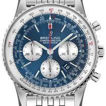 Breitling Navitimer 01 (46 MM) Steel 46mm Blue United States of America, California, Moorpark