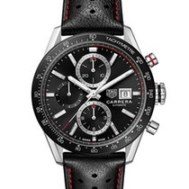 TAG Heuer Carrera Calibre 16 new 2019 Automatic Chronograph Watch only CBM2110.FC6454