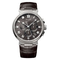 Breguet Marine Titanium 42.3mm Grey United Kingdom, London