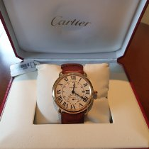 Cartier Ronde Louis Cartier Yellow gold 40mm White Roman numerals