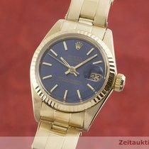 Rolex Lady-Datejust 25.5mm Blue