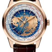 Jaeger-LeCoultre Geophysic Universal Time Pозовое золото 41.6mm Россия, Moscow