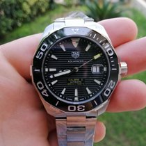 TAG Heuer Aquaracer 300M WAY201A.BA0927 2018 nov