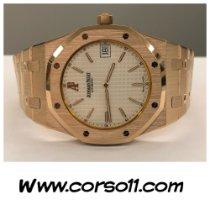 Audemars Piguet Royal Oak Jumbo 15202OR.OO.0944OR.01 2012 pre-owned