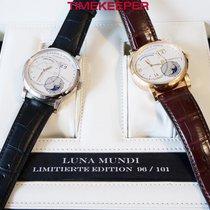 A. Lange & Söhne Oro bianco 119.026 and 119.032 usato Italia, Roma