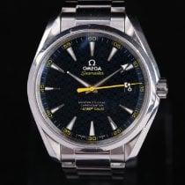 Omega Seamaster Aqua Terra Zeljezo Plav-modar Bez brojeva