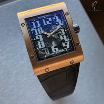 Richard Mille RM 016 Red gold 2008 RM 016 pre-owned