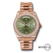 Rolex Day-Date 40 228345rbr 2019 nuevo