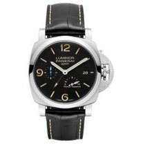 Panerai PAM01321 Steel Luminor 1950 3 Days GMT Power Reserve Automatic 44mm new United States of America, Pennsylvania, Holland