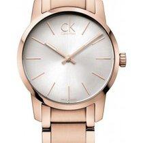 ck Calvin Klein Gold/Steel 31mm Quartz new