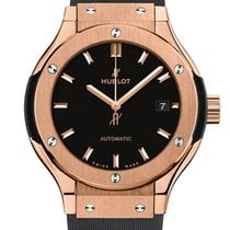 Hublot Classic Fusion 45, 42, 38, 33 mm 582.OX.1180.RX New Rose gold 33mm Automatic