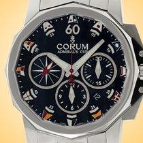 Corum Acero 44mm Automático 753.691.20/V701 AN92 nuevo