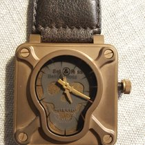 Bell & Ross BR 01-92 BELL & ROSS - BR 01-92 Skull Bronze Limited Edition 2009 pre-owned