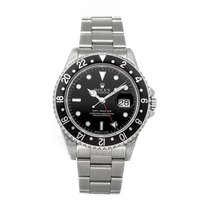 Rolex 16700 Steel GMT-Master 40mm pre-owned United States of America, Pennsylvania, Bala Cynwyd