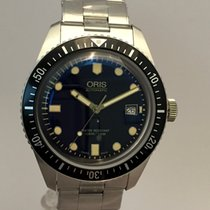 Oris Divers Sixty Five 42mm  Steel Bracelet New 3 Years Warranty
