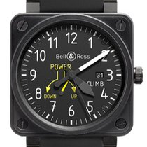 Bell & Ross BR 01-97 Réserve de Marche Steel Black United States of America, New York, Brooklyn