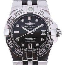 Breitling Windrider Galactic 30 Quartz Chronometer