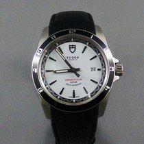 Tudor Grantour large 42 mm White dial stainless steel 20500N