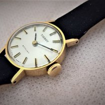 Tissot Stylist , vintage 14ct golden all original