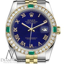 Rolex Lady-Datejust 68273 Very good Gold/Steel 31mm Automatic