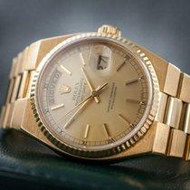 Rolex Oysterquartz Day-Date Quartz 18k Gold