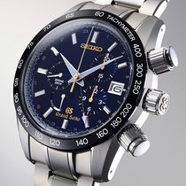 Seiko Spring Drive Chronograph GMT SBGC013 Limited Edition