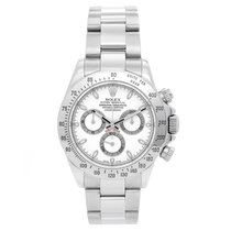 Rolex Daytona Men's Stainless Steel Chronograph Watch 116520