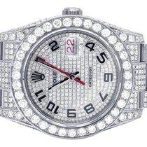 Rolex Datejust Turn-O-Graph Steel 36mm Arabic numerals