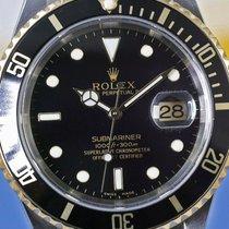 Rolex Submariner 16613, two tones, perfect, FULL SET