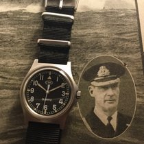 CWC G10 0552 Royal Navy 1990 British military issued watch...