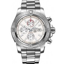 Breitling a1337111/g779-168a Super Avenger II Chronograph in...