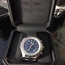 Breitling Bentley Motors Stahl 48mm Blau Keine Ziffern Schweiz, Frenkendorf