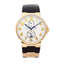 Ulysse Nardin Pre-Owned  Maxi Marine Chronometer 266-66-3