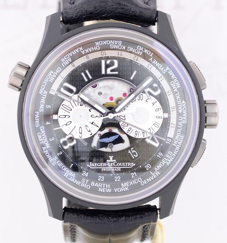jaeger lecoultre amvox5 aston martin world chronograph. Black Bedroom Furniture Sets. Home Design Ideas