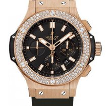 Hublot Big Bang 44 mm Oro rosa 44mm Negro