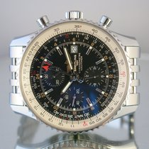 Breitling Navitimer World with Box and Papers