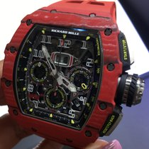 Richard Mille RM11-03 Carbon RM 011 50mm