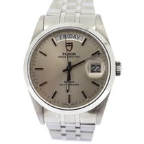 Tudor Prince Date Steel 36mm